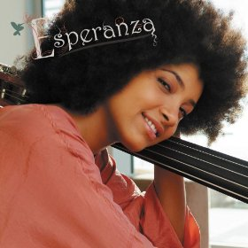 Esperanza Spalding vocalist, bassist, educator and composer