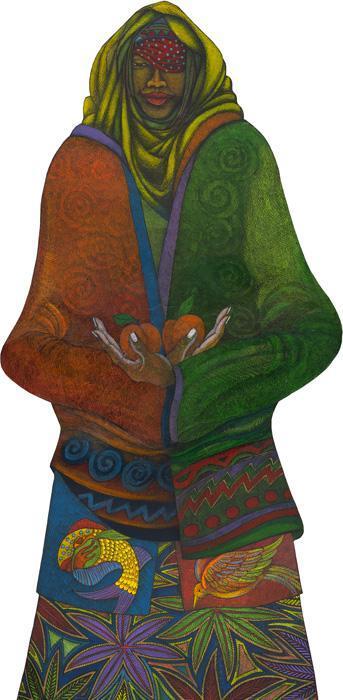 Charles Bibbs, African American Artist
