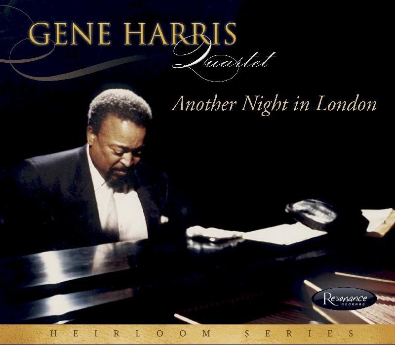Gene Harris3 Sounds Gene Harris The 3 Sounds