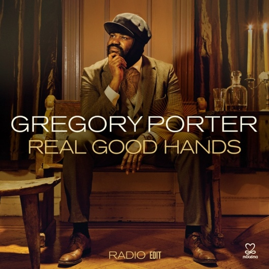 Gregory Porter vocalist and Grammy Nominee