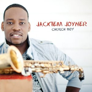 Jackiem Joyner saxophonist, flutist, composer and recording artist on Mack Avenue Records