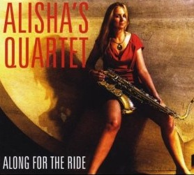 Alisha Pattillo, saxophonist