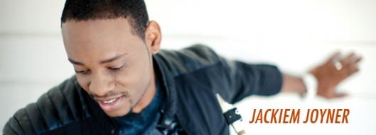 Jackiem Joyner, saxophonist, flutist, composer and recording artist