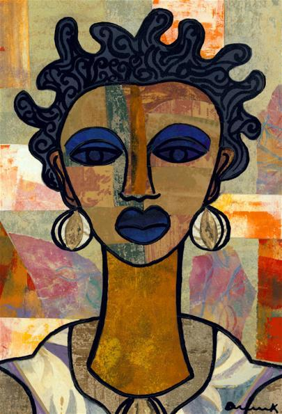 James Denmark, African American Artist