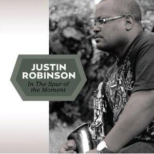 Justin Robinson, Saxophonist