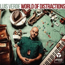 Luis Verde saxophonist and composer