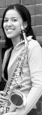Allison Au saxophonist, flutist, composer and arranger