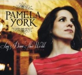 Pamela York pianist, arranger and composer