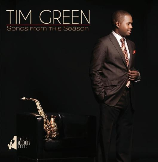 Tim Green saxophonist and composer