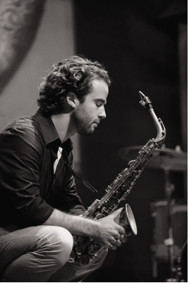 Curtis MacDonald saxophonist, composer and sound artist