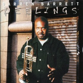 Darren Barrett trumpet, composer and educator