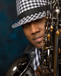 Elan Trotman saxophonist, composer and flautist