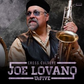 Joe Lovano, saxophonist and composer