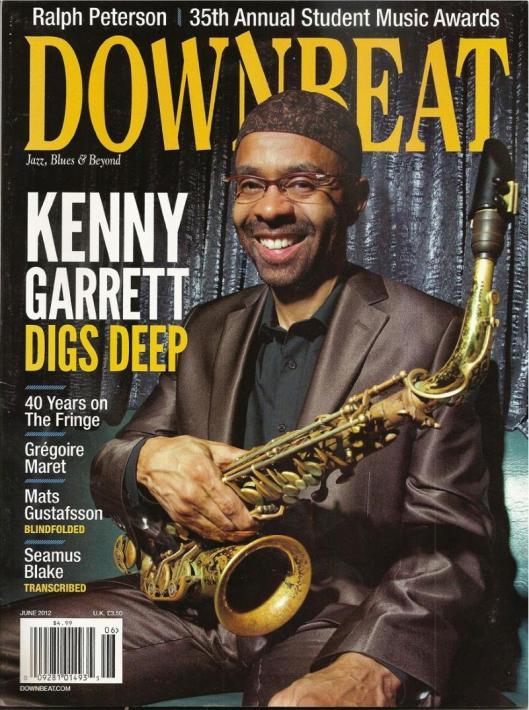 Kenny Garrett saxophonist, composer