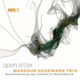 Massoud Godemann Trio, OPEN LETTER