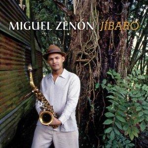 Miguel Zenón saxophonist, composer and bandleader